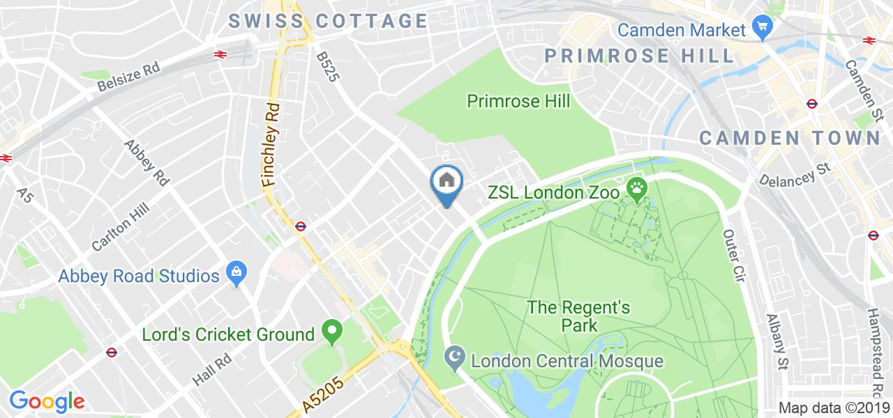 3 Bed Flat, London House, NW8