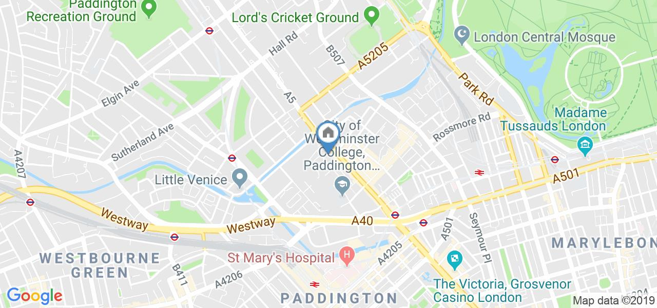 2 Bed Flat, Parsons House, W2