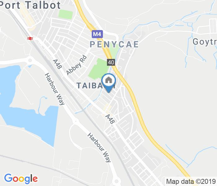1 Bed Flat, Taibach, SA13