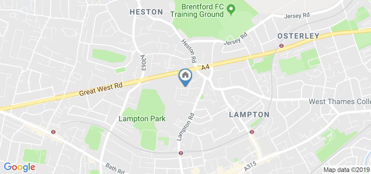 3 Bed Semi-Detached House, Lampton Avenue, TW3
