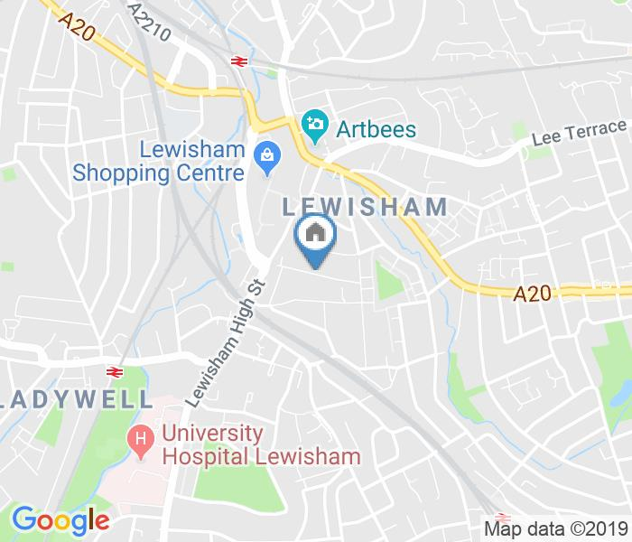 1 Bed Flat, Limes Grove, SE13