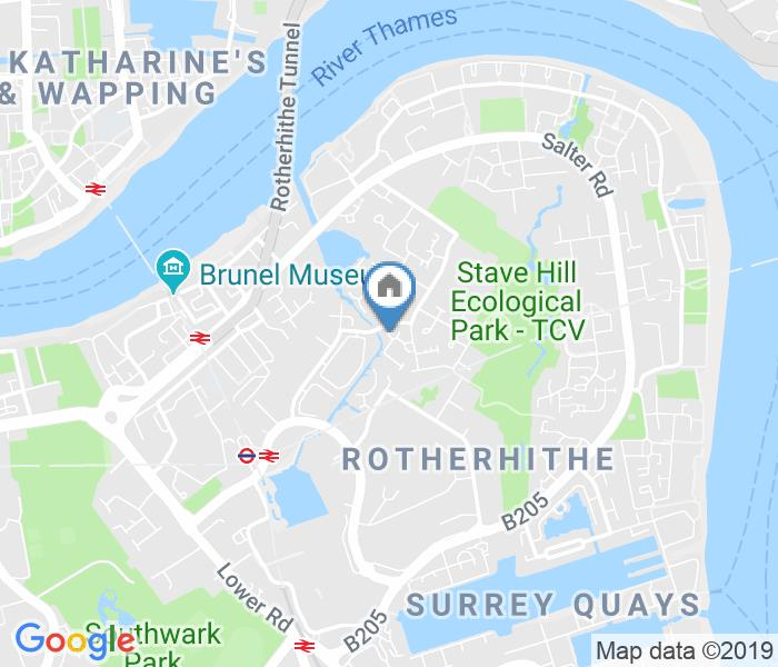 2 Bed Semi-Detached House, Hawke Place, SE16