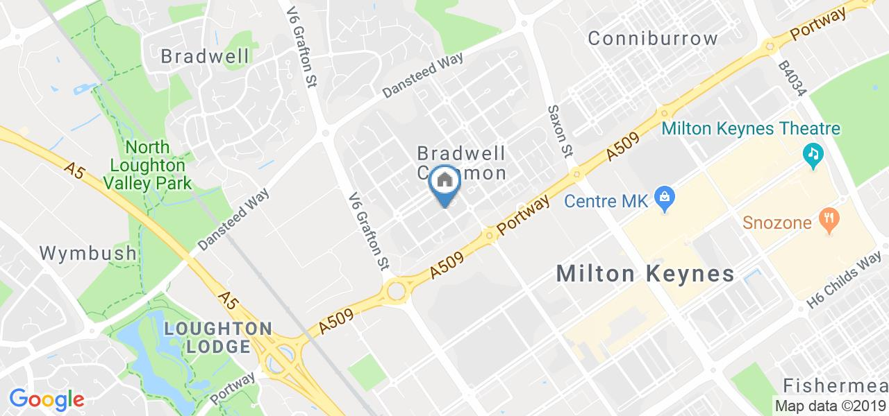 Room in a Shared House, Bradwell Common, MK13