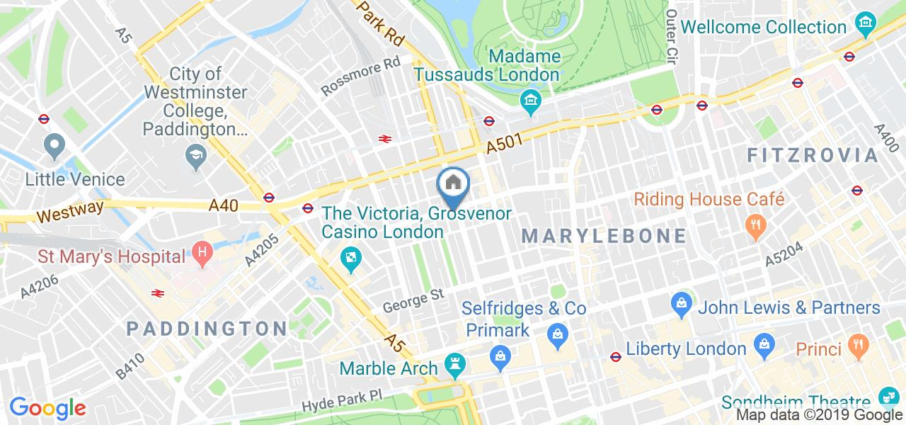 1 Bed Flat, Gloucester Place, W1U