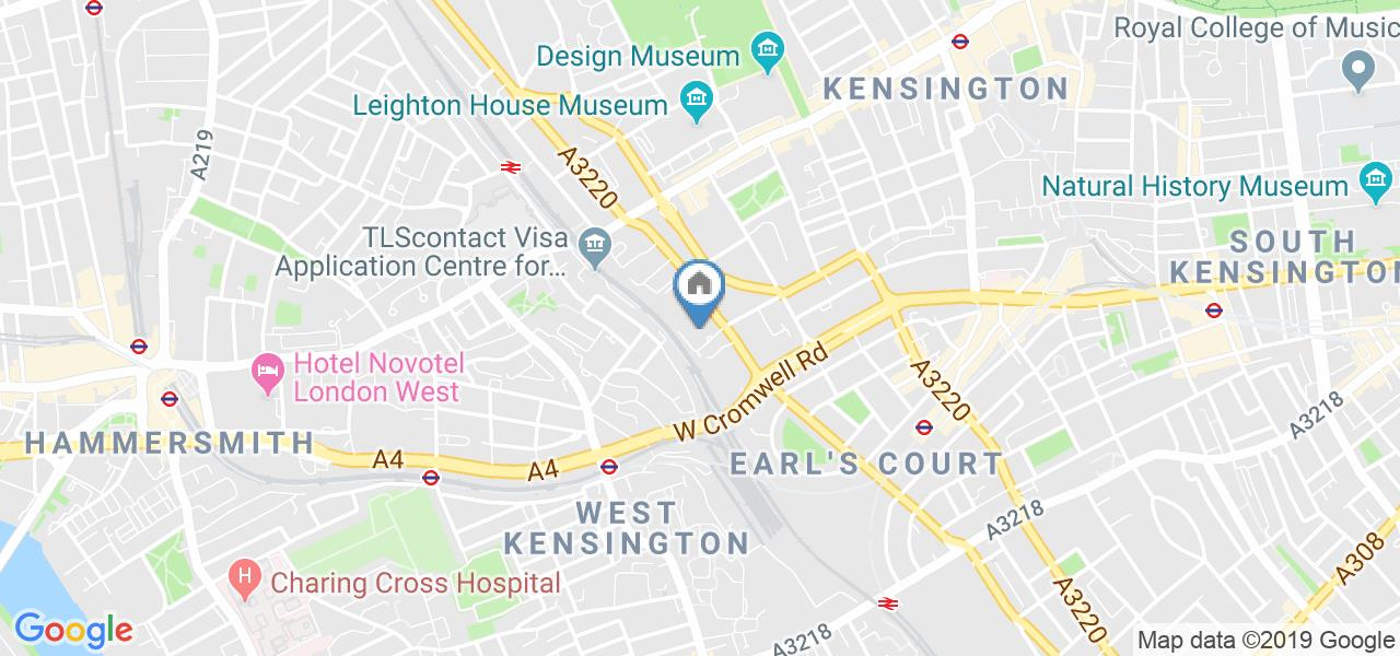 3 Bed Flat, Warren House, W14