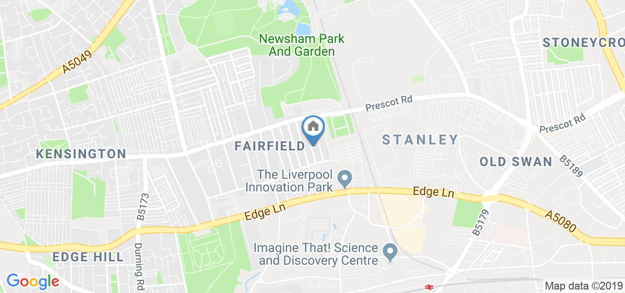 6 Bed Terraced House, Stanley Street, L7