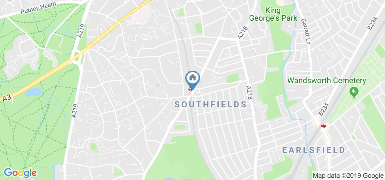 1 Bed Flat, Southfields, SW18
