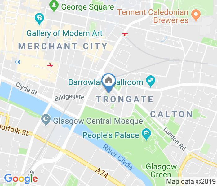 1 Bed Flat, St Andrews Square, G1