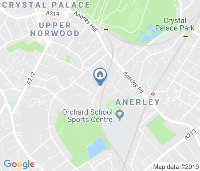 2 Bed Flat, Maberley Road, SE19