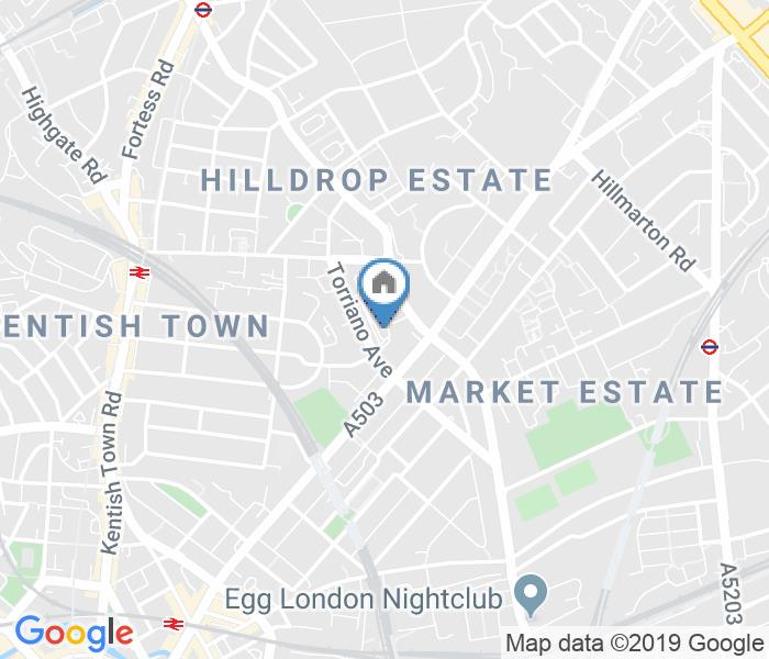 3 Bed Flat, Torriano Avenue, NW5