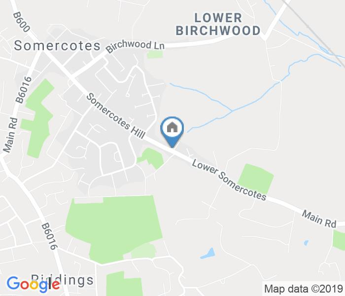2 Bed Terraced House, Lower Somercotes, DE55