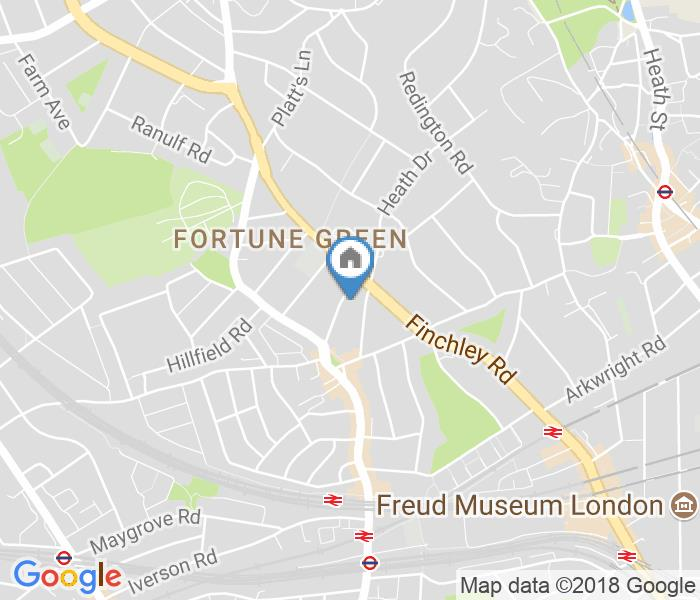2 Bed Flat, Lyncroft Mansions, NW6