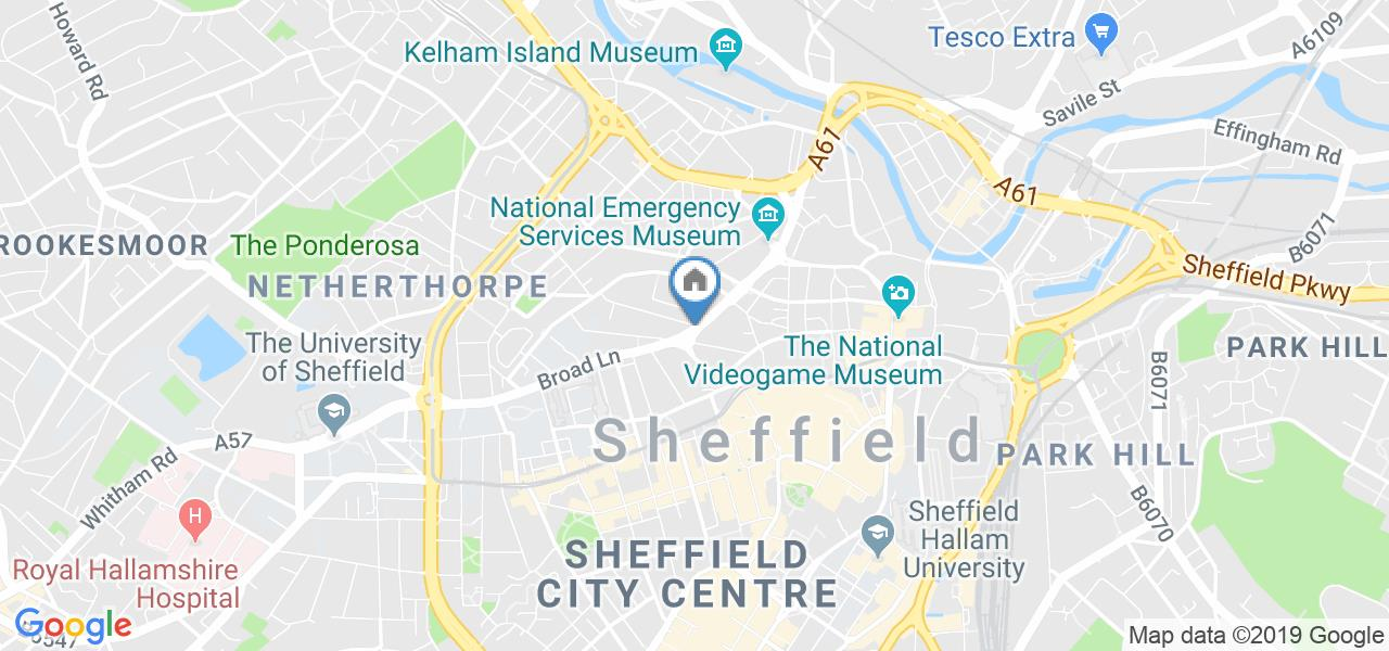 Room in a Shared Flat, Hollis Croft Sheffield, S1