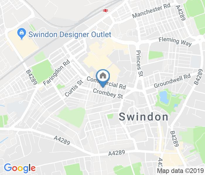 Room in a Shared House, Newhall Street, SN1