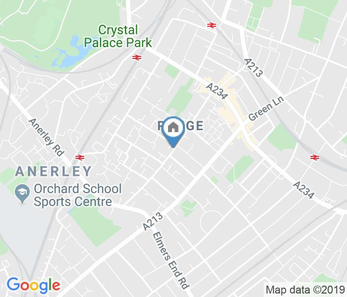 1 Bed Flat, Maple Road, SE20