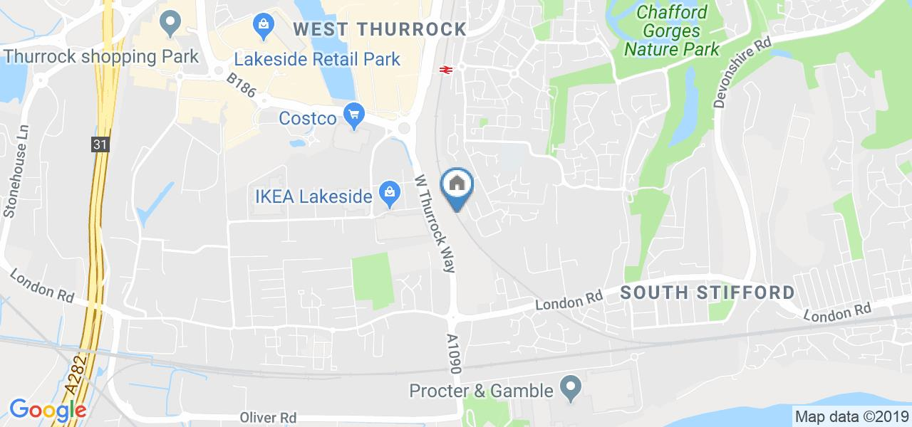 Room in a Shared Flat, Southwell Close, RM16