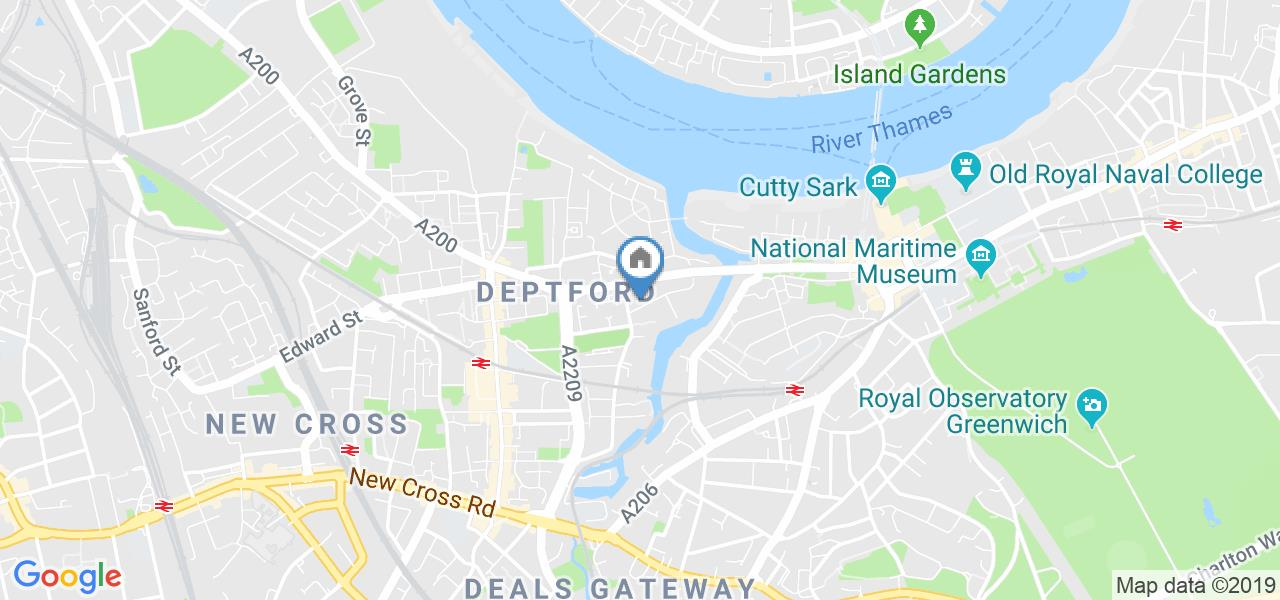 3 Bed Penthouse, Theatro Tower, SE8