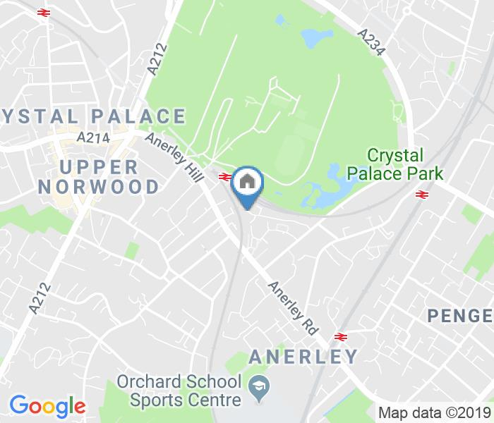 2 Bed Flat, Orchard Grove, SE20