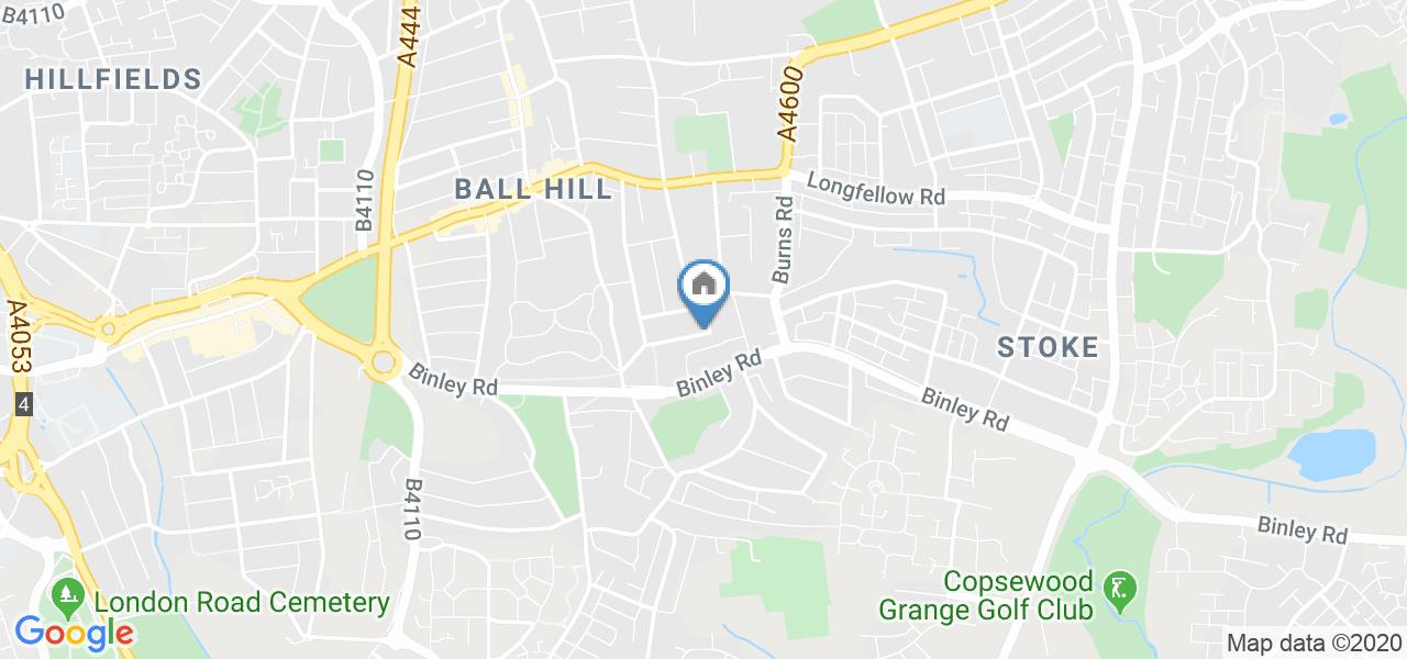 Room in a Shared House, Beaconsfield Road, CV2