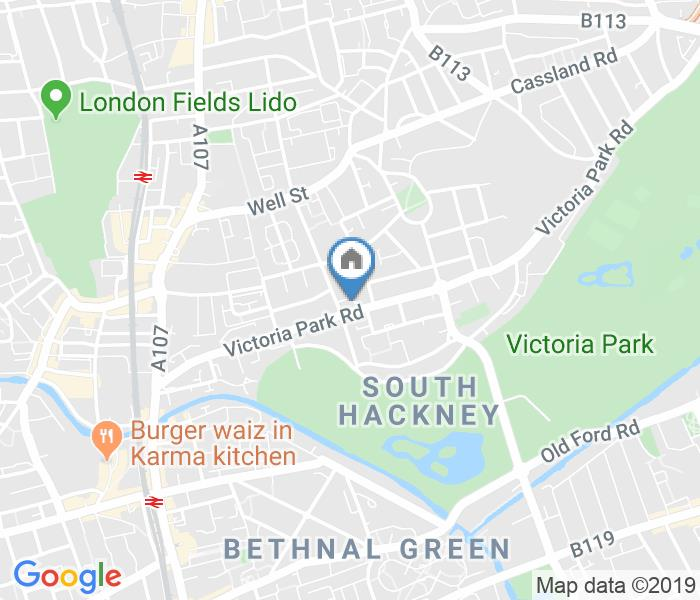 2 Bed Terraced House, Park Close, E9