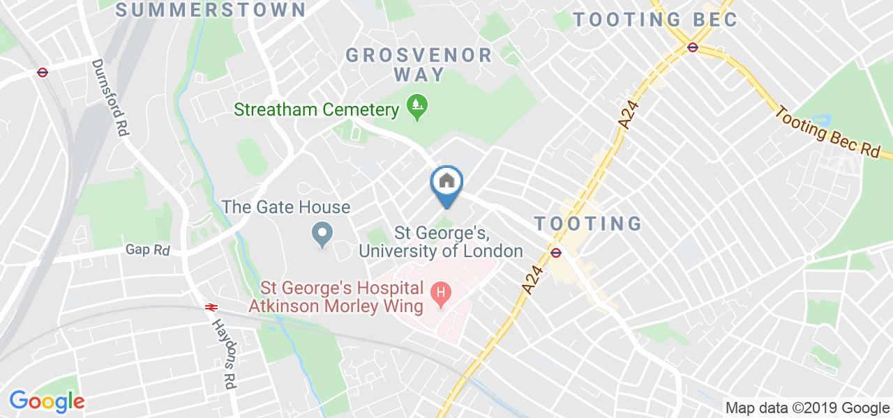 Room in a Shared House, Fountain Road, SW17