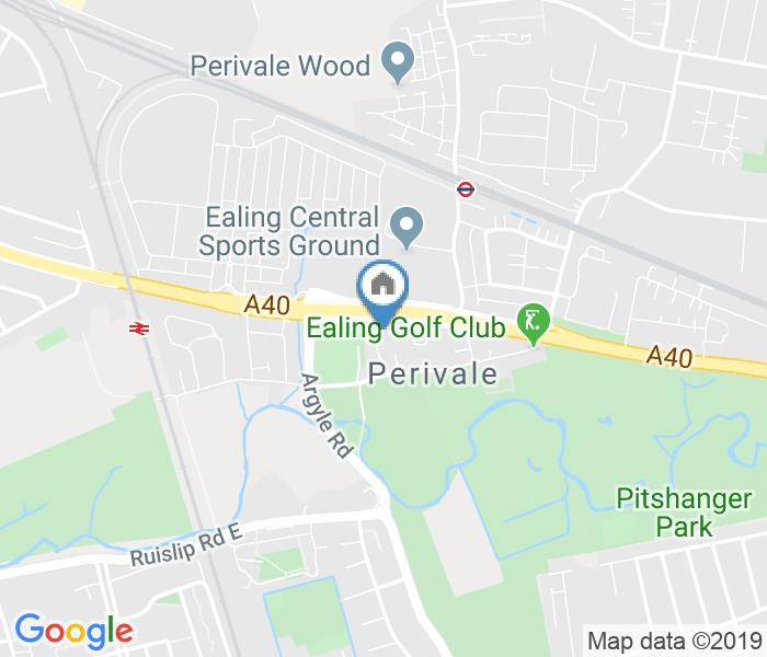 1 Bed Flat, Perivale, UB6