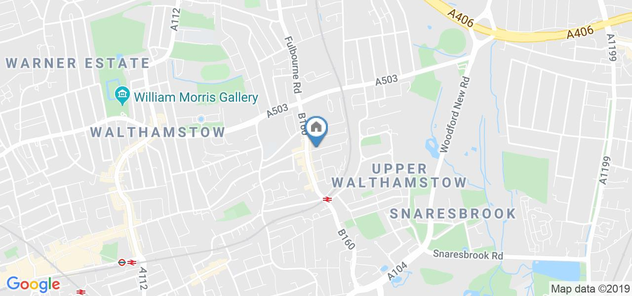 1 Bed Flat, Walthamstow, E17