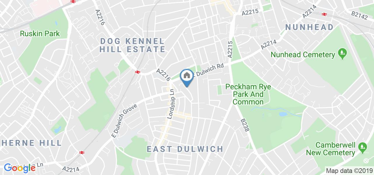 3 Bed Flat, Worlingham Road, SE22