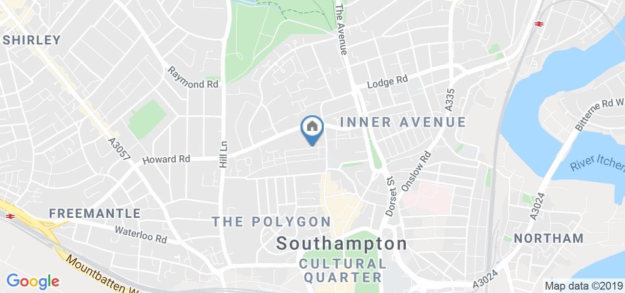 1 Bed Flat, Cromwell Road, SO15