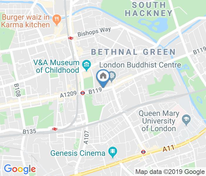 1 Bed Flat, Museum House, E2