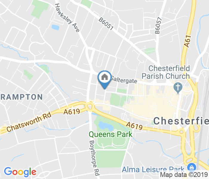 Room in a Shared House, Clarence Road, S40