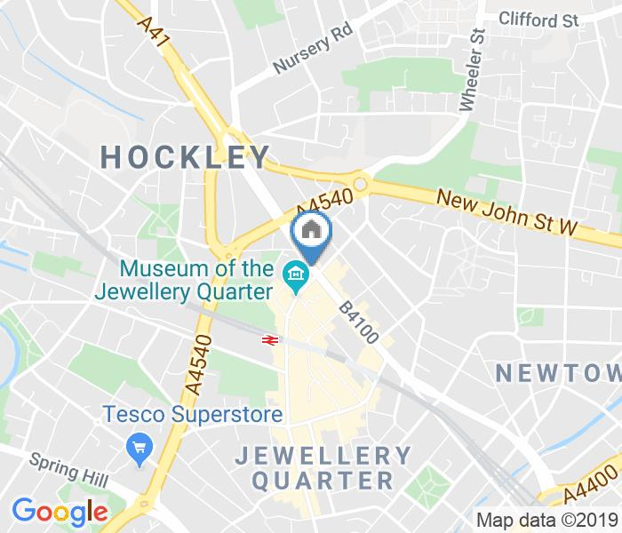 Room in a Shared Flat, Hockley Hill, B18