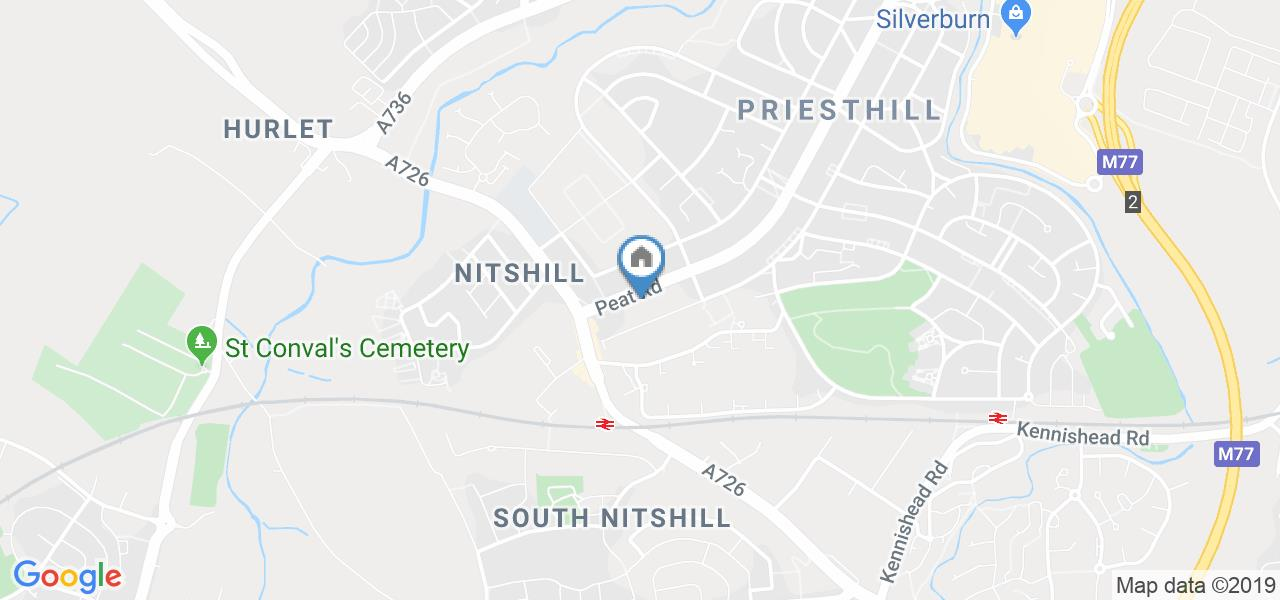 3 Bed Flat, Nitshill, G53