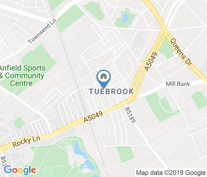 1 Bed Flat, Tuebrook, L13