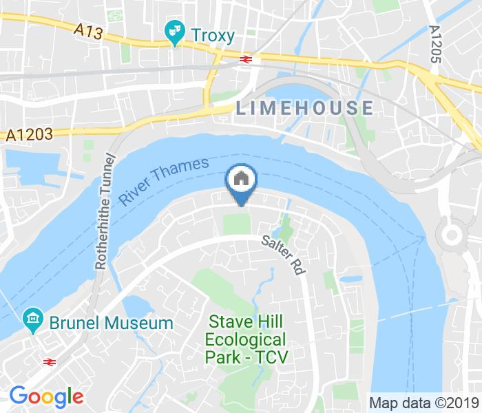 1 Bed Flat, Rotherhithe Street, SE16