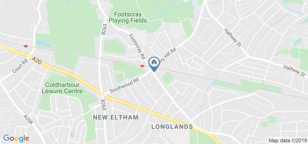 2 Bed Flat, Footscray Road, SE9