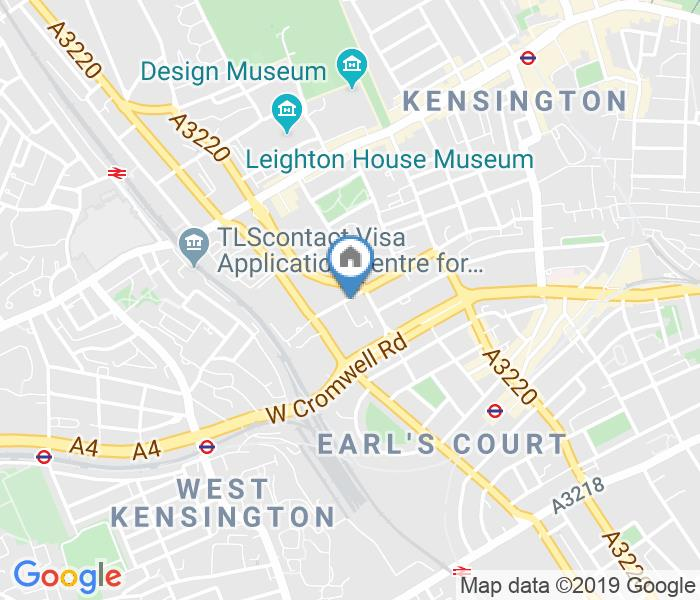 2 Bed Flat, Huntsmore House, W8