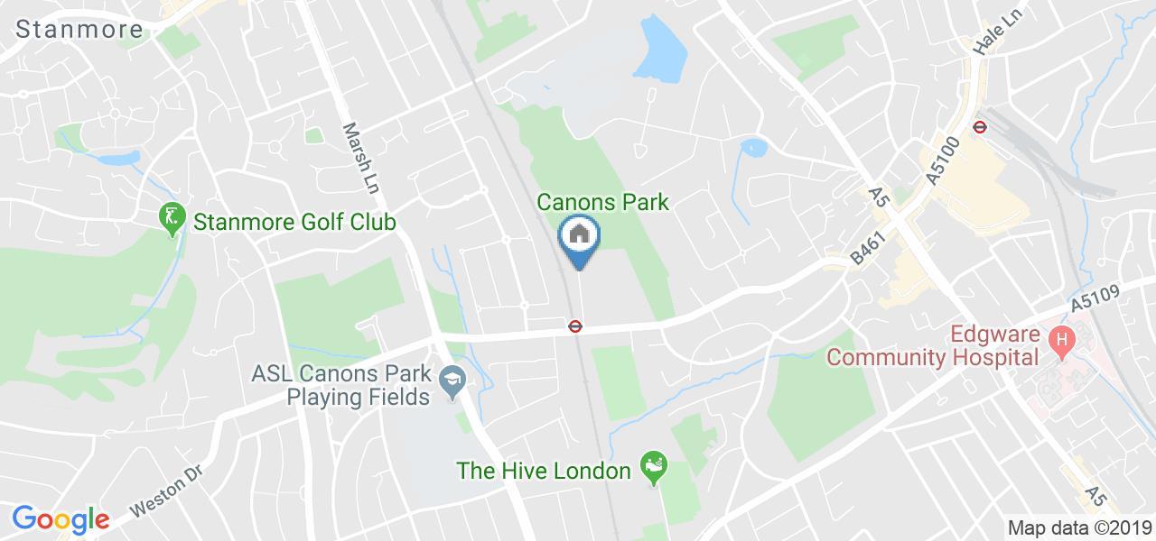 2 Bed Flat, Canons Park Close, HA8