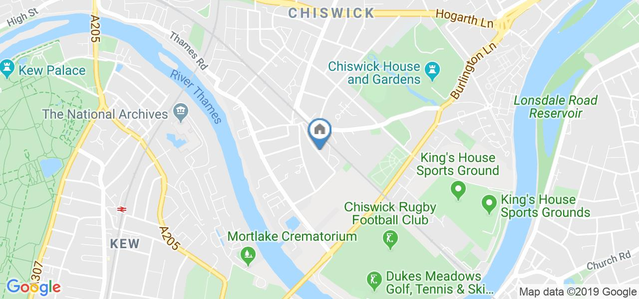 1 Bed Flat, Spencer Road, W4