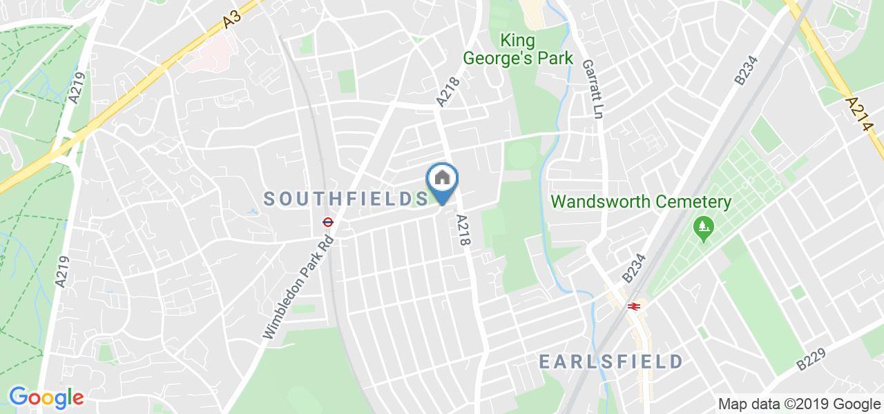 2 Bed Flat, Replingham Road, SW18