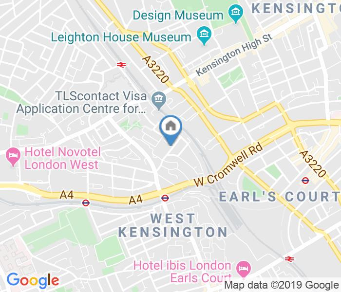 1 Bed Flat, Matheson Road, W14