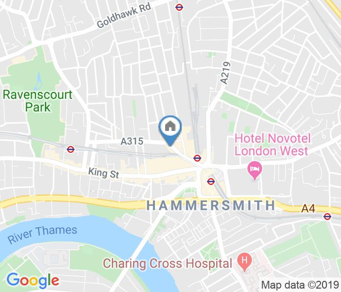 2 Bed Flat, Sovereign Court, W6