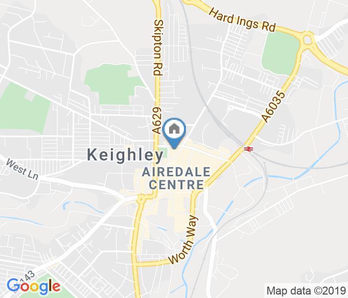 1 Bed Flat, Cavendish Street Keighley Bd21 3Dg, BD21