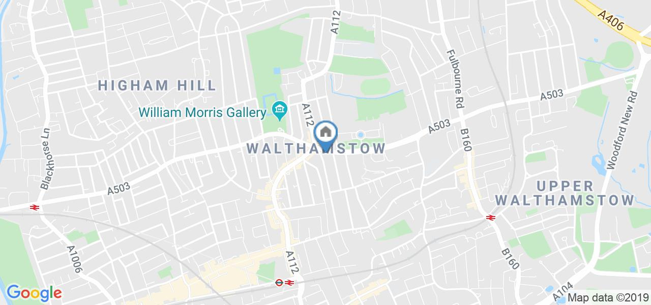 2 Bed Flat, Howard Mansions, E17