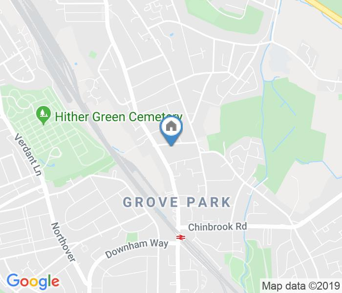 1 Bed Flat, Coopers Lane (Garden ), SE12