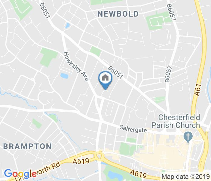 1 Bed Flat, Gladstone Road, S40