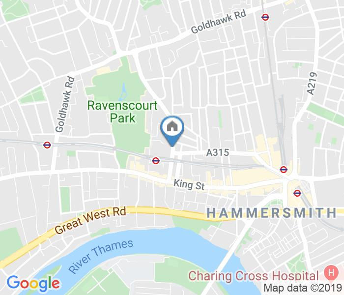 3 Bed Flat, Dalling Road, W6