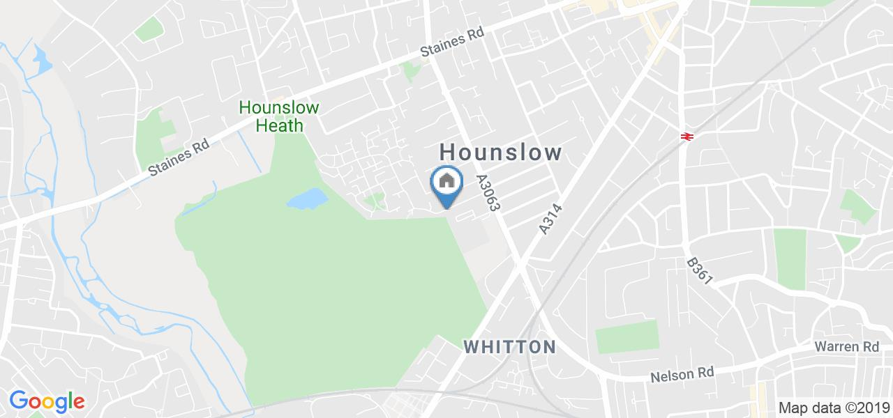 Room in a Shared House, Hounslow, TW4