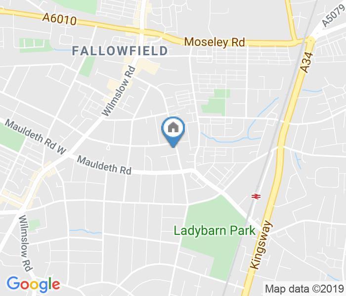 1 Bed Flat, Egerton Road, M14