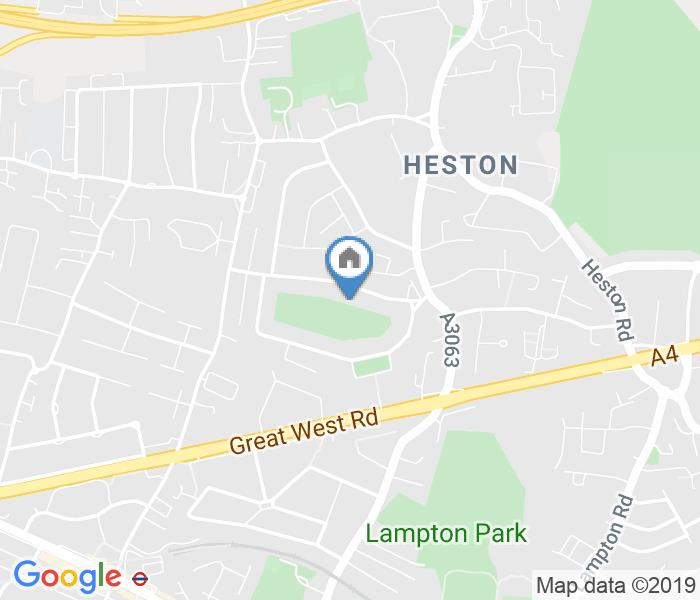Room in a Shared House, Heston, TW5